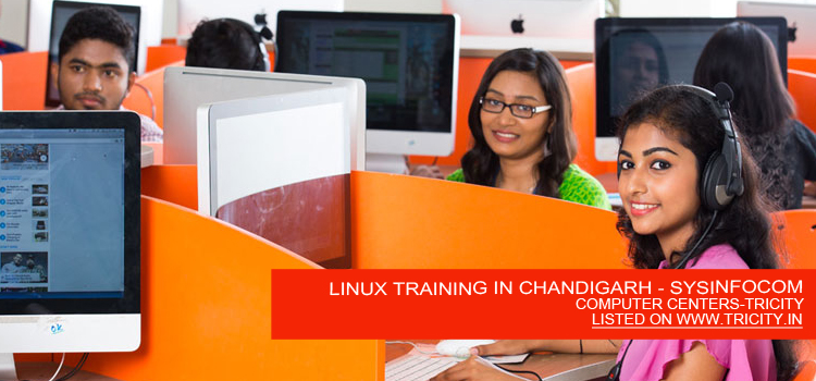 LINUX TRAINING IN CHANDIGARH - SYSINFOCOM