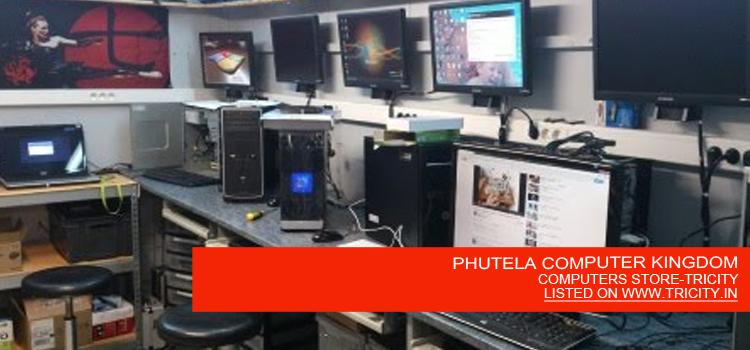 PHUTELA COMPUTER KINGDOM