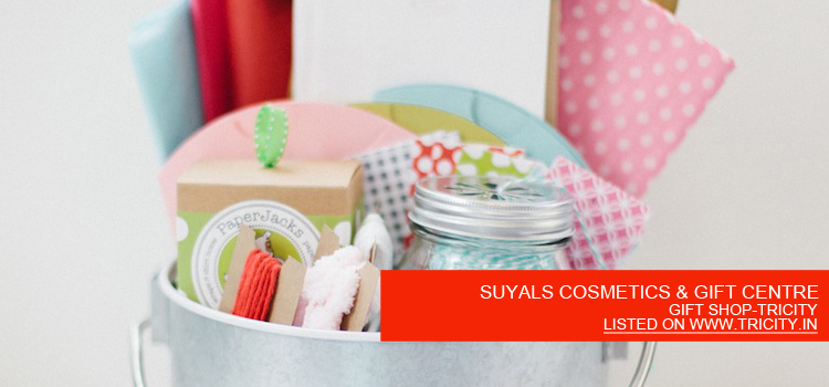 SUYALS COSMETICS & GIFT CENTRE