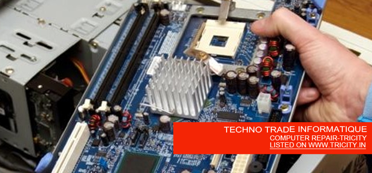 TECHNO TRADE INFORMATIQUE