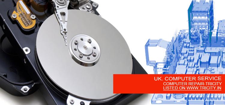 UK. COMPUTER SERVICE