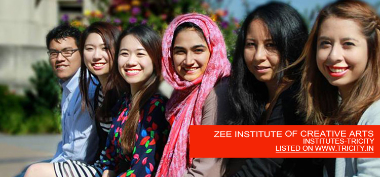 ZEE INSTITUTE OF CREATIVE ARTS