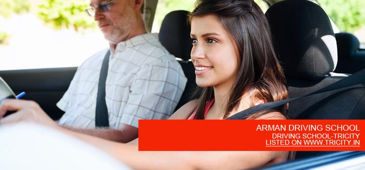 ARMAN DRIVING SCHOOL