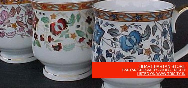 BHART-BARTAN-STORE