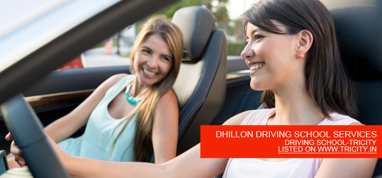 DHILLON DRIVING SCHOOL SERVICES