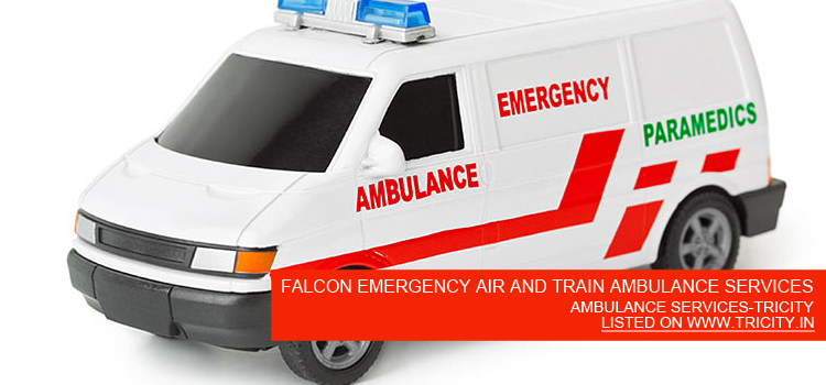 FALCON EMERGENCY AIR AND TRAIN AMBULANCE SERVICES