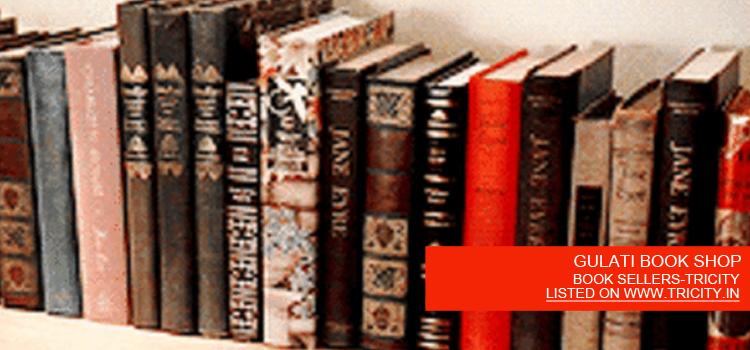 GULATI BOOK SHOP