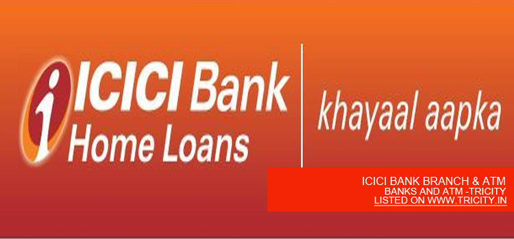 ICICI BANK BRANCH & ATM