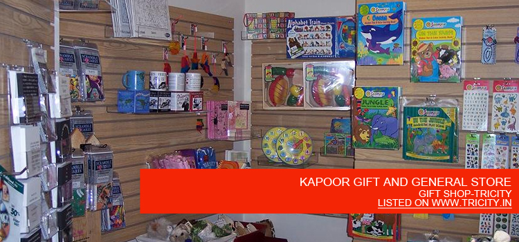 KAPOOR GIFT AND GENERAL STORE