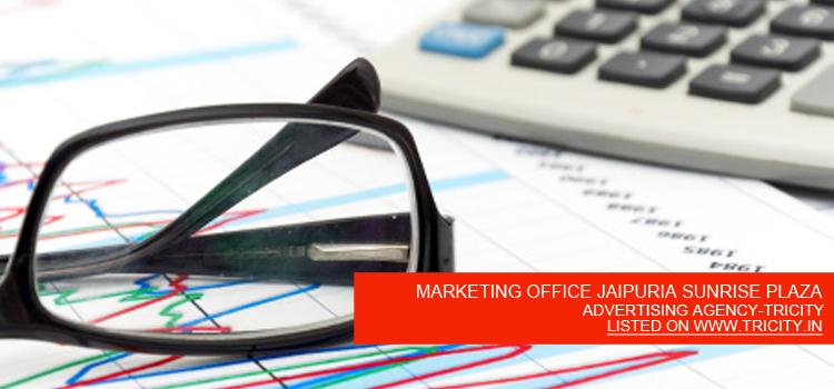 MARKETING-OFFICE-JAIPURIA-SUNRISE-PLAZA