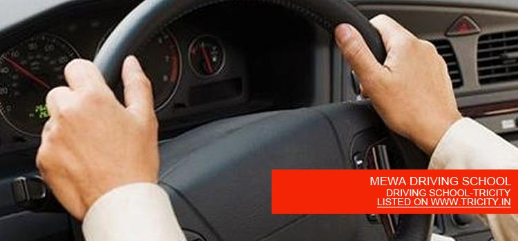 MEWA DRIVING SCHOOL
