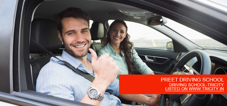 PREET DRIVING SCHOOL