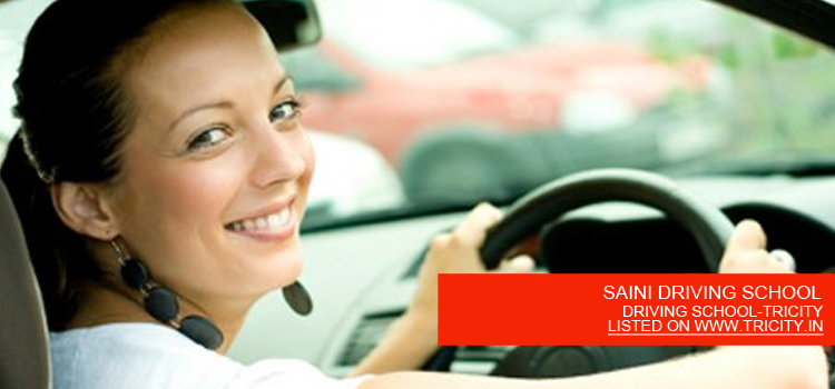 SAINI DRIVING SCHOOL