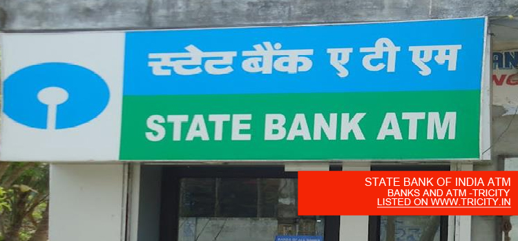 STATE BANK OF INDIA ATM