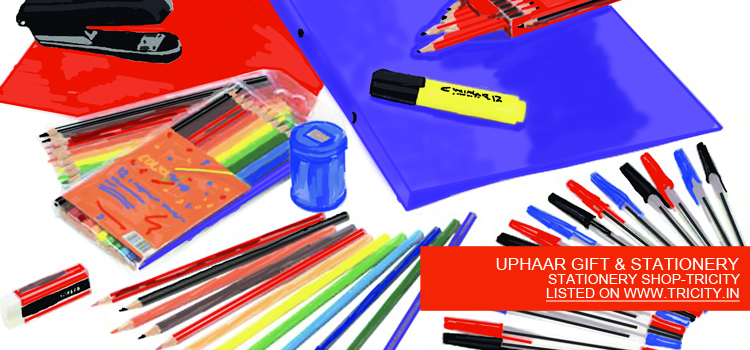 UPHAAR GIFT & STATIONERY