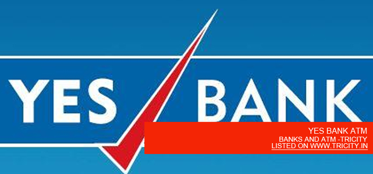 YES BANK ATM