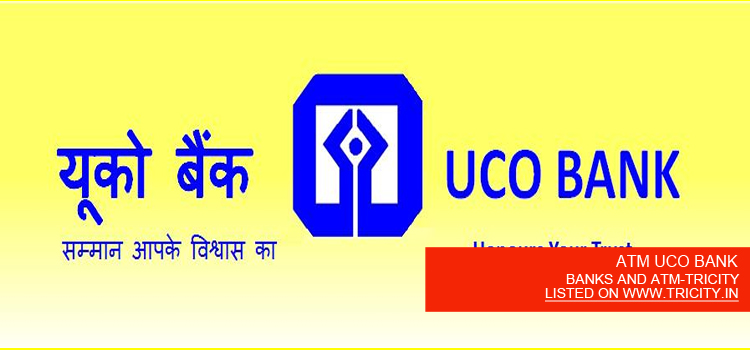 UCO BANK ATM | Tricity