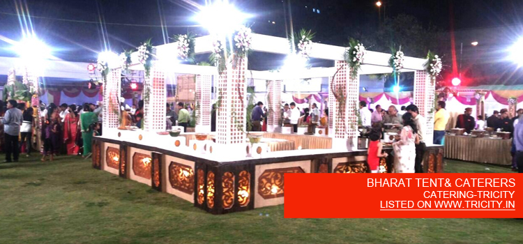 BHARAT TENT& CATERERS