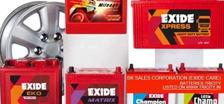 BK-SALES-CORPORATION-(EXIDE-CARE)