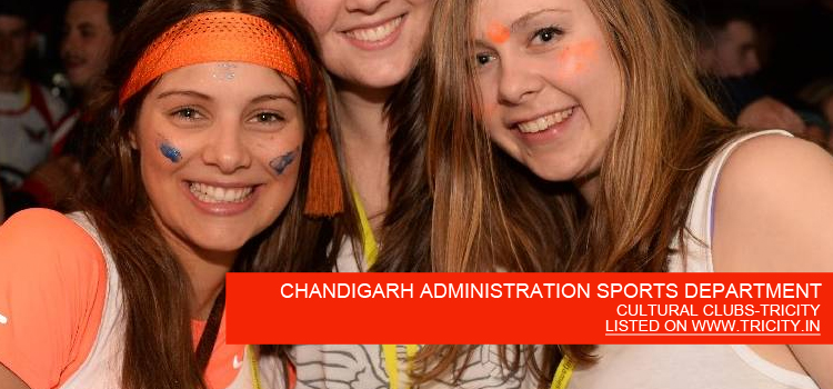 CHANDIGARH-ADMINISTRATION-SPORTS-DEPARTMENT