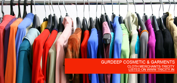 GURDEEP COSMETIC & GARMENTS