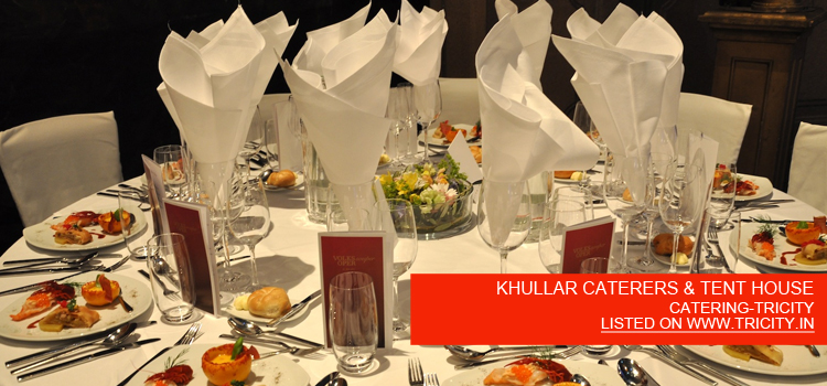 KHULLAR-CATERERS-&-TENT-HOUSE