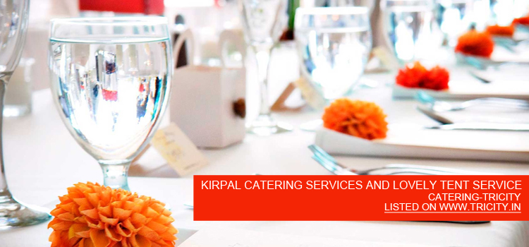 KIRPAL-CATERING-SERVICES-AND-LOVELY-TENT-SERVICE