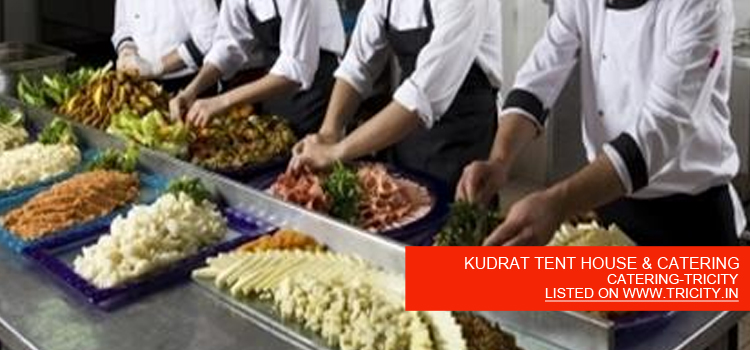 KUDRAT TENT HOUSE & CATERING