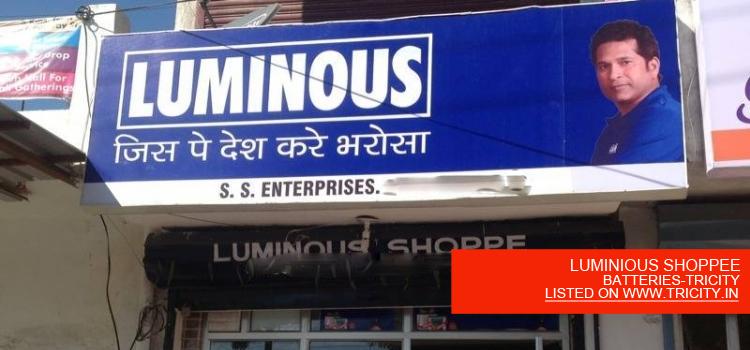 LUMINIOUS SHOPPEE