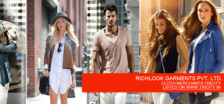 RICHLOOK GARMENTS PVT. LTD.