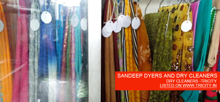 SANDEEP-DYERS-AND-DRY-CLEANERS