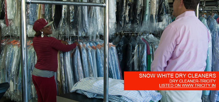 SNOW WHITE DRY CLEANERS