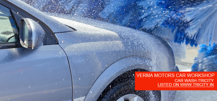 VERMA MOTORS CAR WORKSHOP