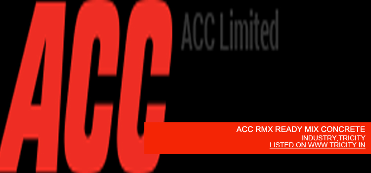 ACC-RMX-READY-MIX-CONCRETE