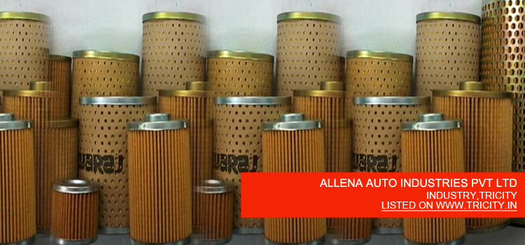 ALLENA AUTO INDUSTRIES PVT LTD