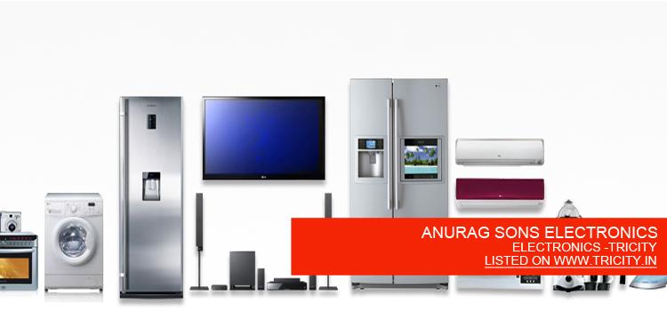 ANURAG SONS ELECTRONICS