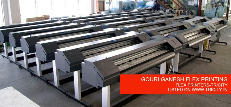 GOURI GANESH FLEX PRINTING