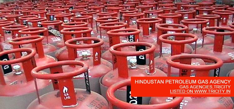 HINDUSTAN PETROLEUM GAS AGENCY