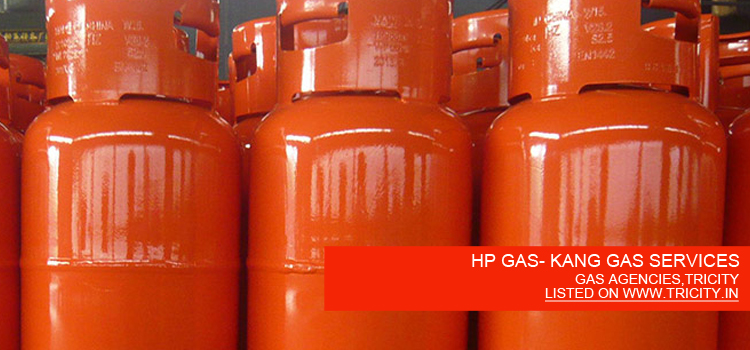 HP GAS- KANG GAS SERVICES