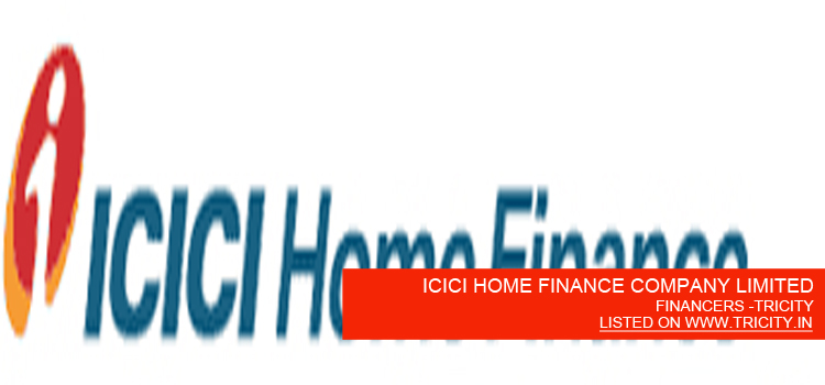 ICICI HOME FINANCE COMPANY LIMITED