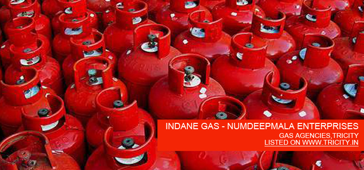 INDANE GAS - NUMDEEPMALA ENTERPRISES