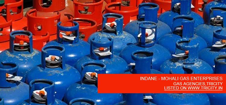 INDANE - MOHALI GAS ENTERPRISES