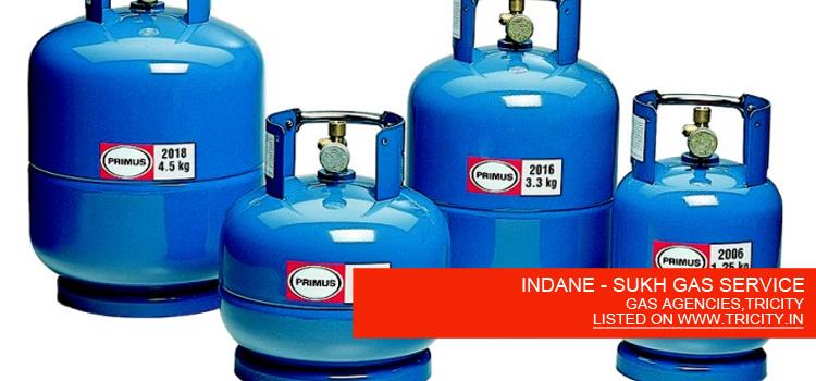INDANE - SUKH GAS SERVICE