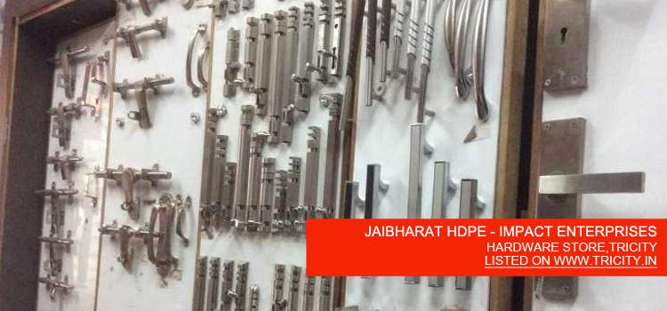 JAIBHARAT HDPE - IMPACT ENTERPRISES