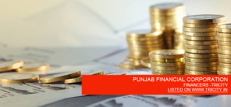 PUNJAB FINANCIAL CORPORATION