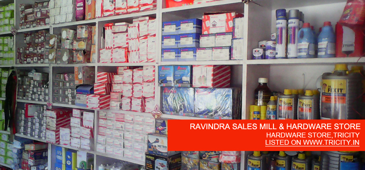RAVINDRA SALES MILL & HARDWARE STORE