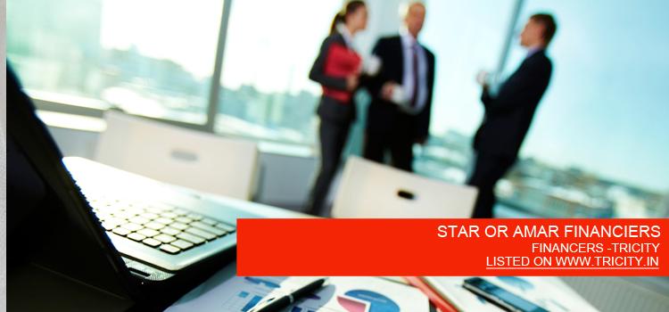 STAR OR AMAR FINANCIERS