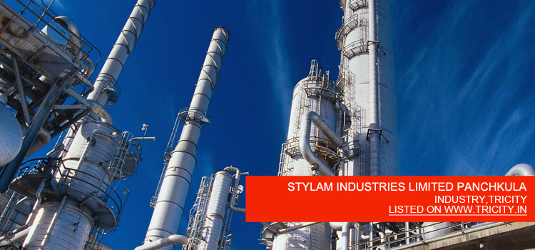 STYLAM INDUSTRIES LIMITED PANCHKULA