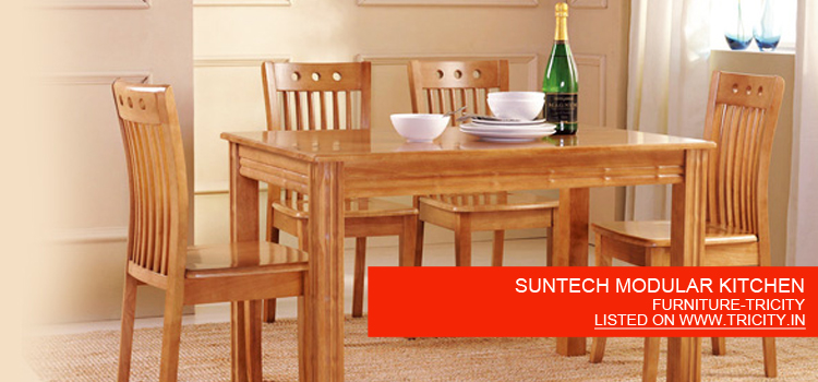 SUNTECH MODULAR KITCHEN