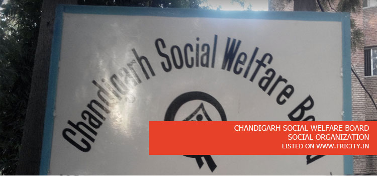 CHANDIGARH SOCIAL WELFARE BOARD